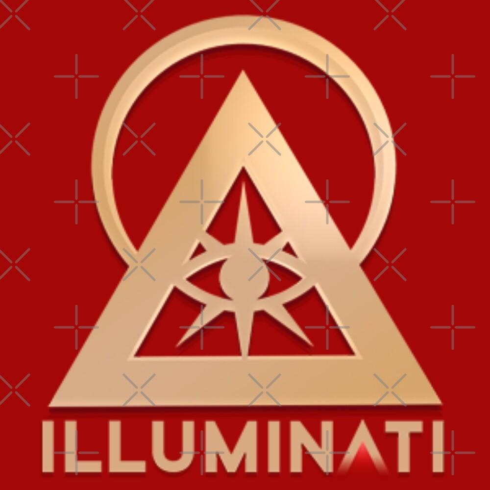 Illuminati  by Ben Brown