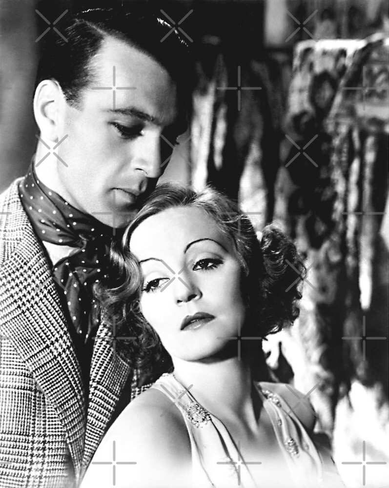 Gary Cooper +Tallulah  Bankhead by Star-search