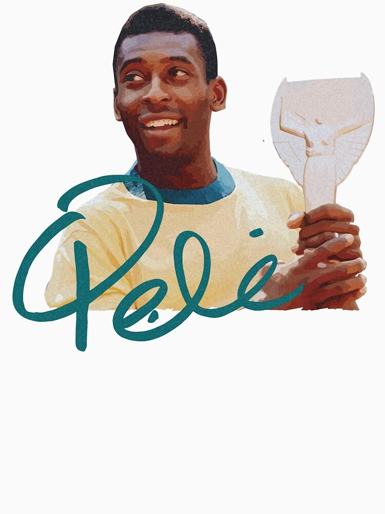 Pele - Football legend by opngoo