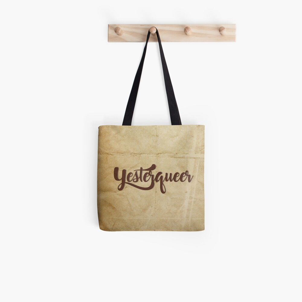 Yesterqueer Accessories Tote Bag