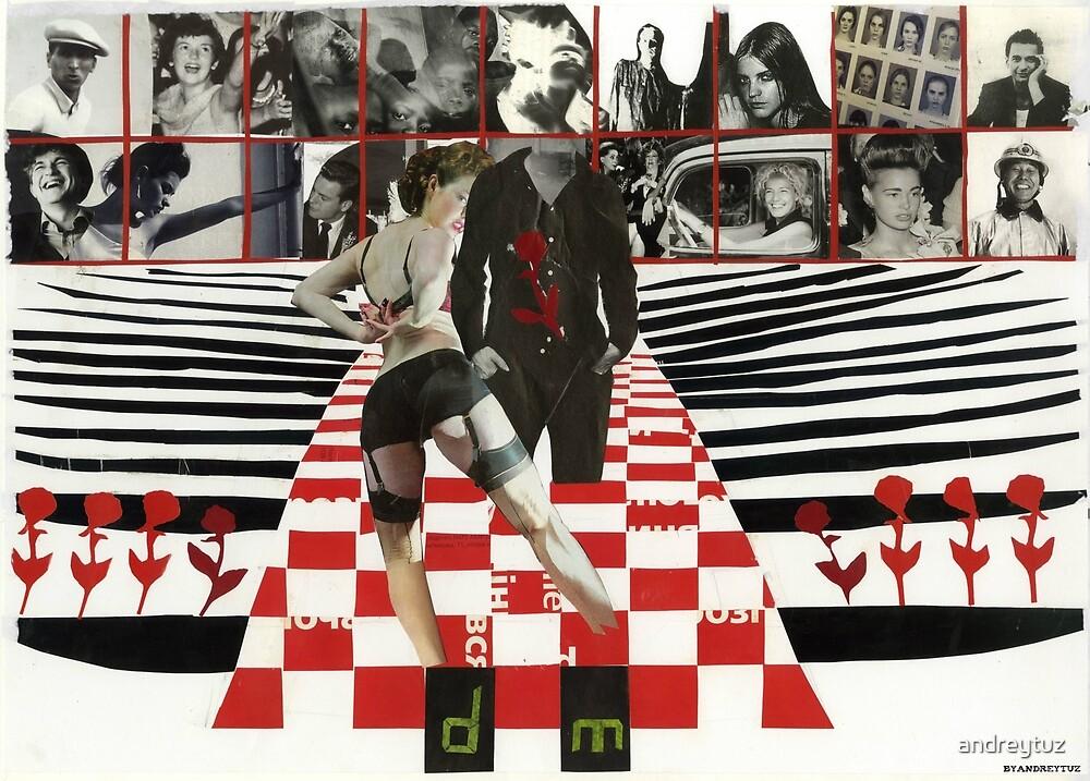 depeche mode by andreytuz