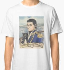 Matthew Flinders and Trim the cat Classic T-Shirt