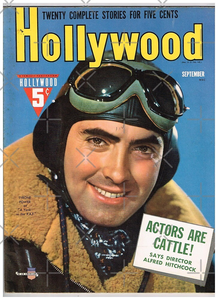 Hollywood / Tyrone Power by Star-search