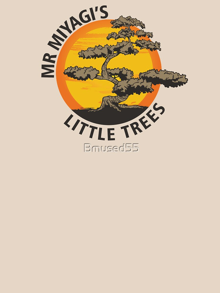 Mr Miyagi's Little Trees V1 by Bmused55
