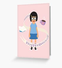 A Smart, Strong, Sensual Woman Greeting Card