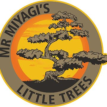 Mr Miyagi's Little Trees V2 by Bmused55