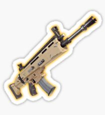Legendary Scar Sticker