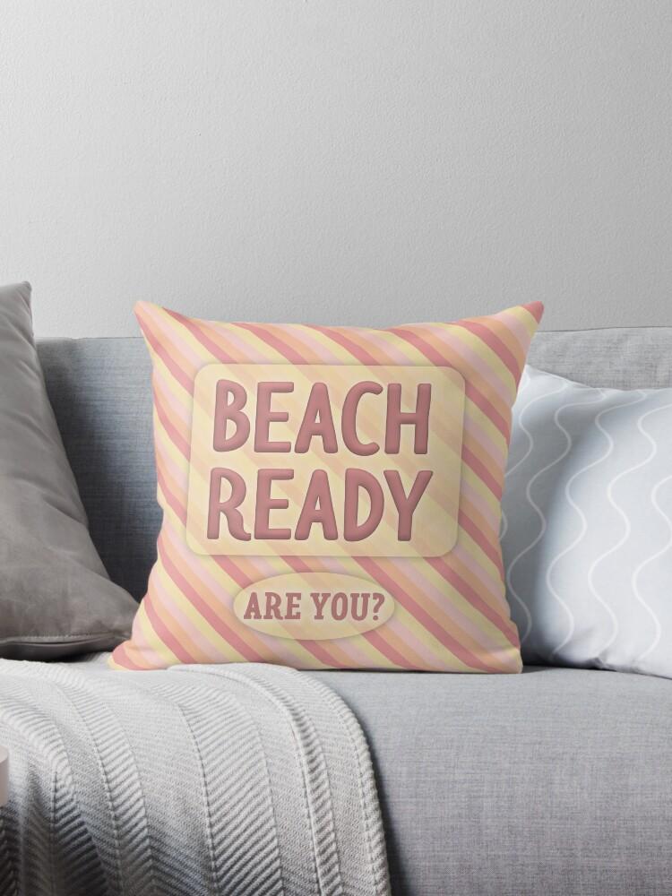 Beach Ready - Seashells by DefayDesigns