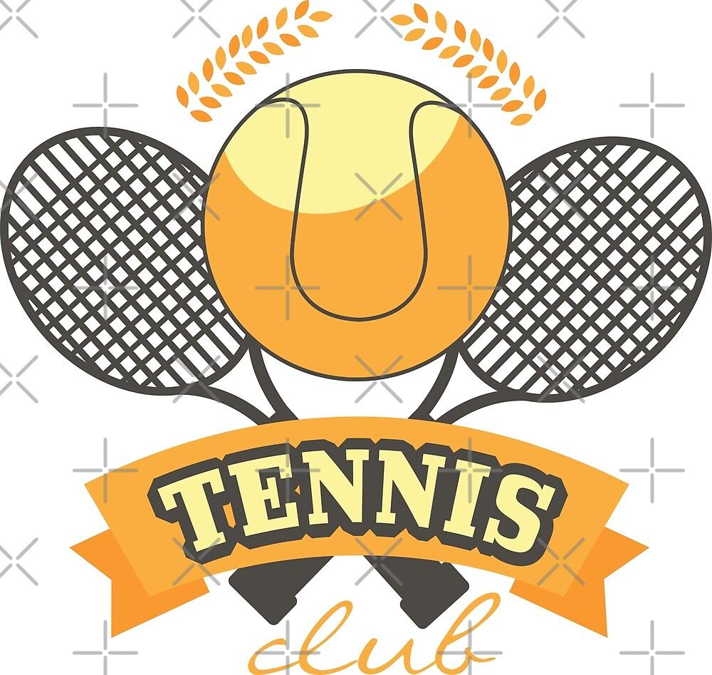 Tennis Club by Digital50