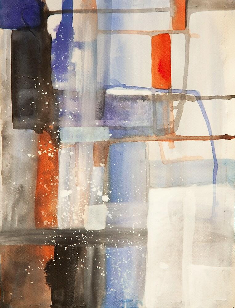 Watercolor NoA8 by Studio Vameer