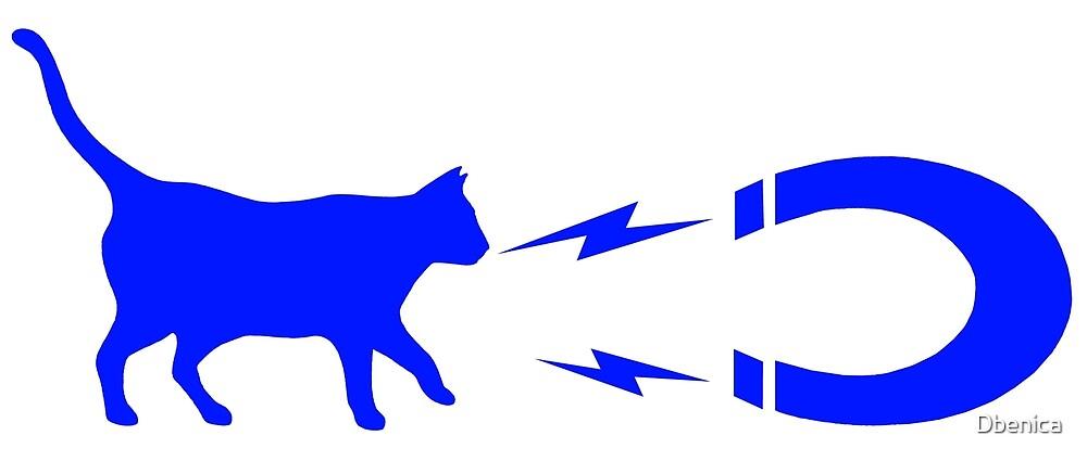 Pussy Magnet - Dark Blue by Dbenica