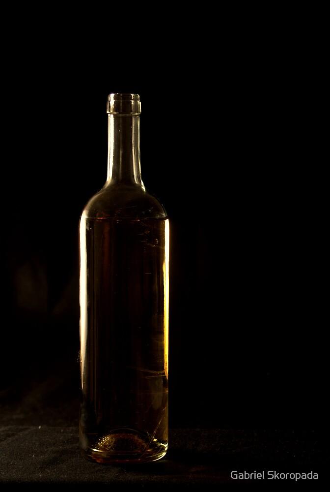 A bottle by Gabriel Skoropada