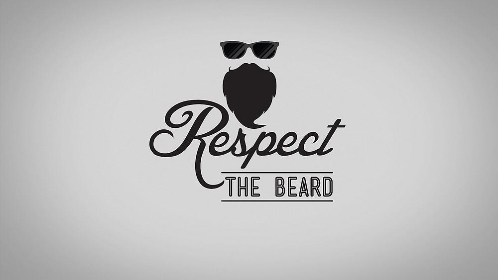 Respect the beard  by BattiWhite