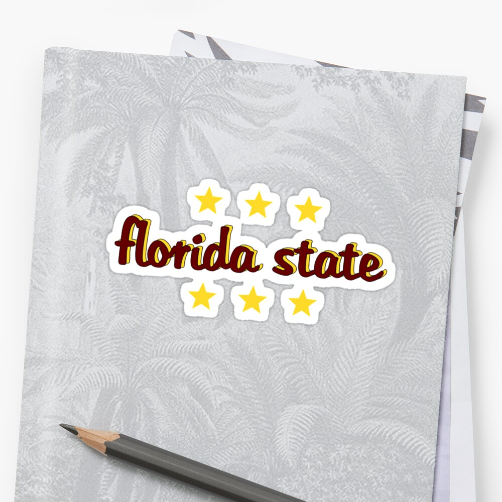 florida state stars  by emileeannew