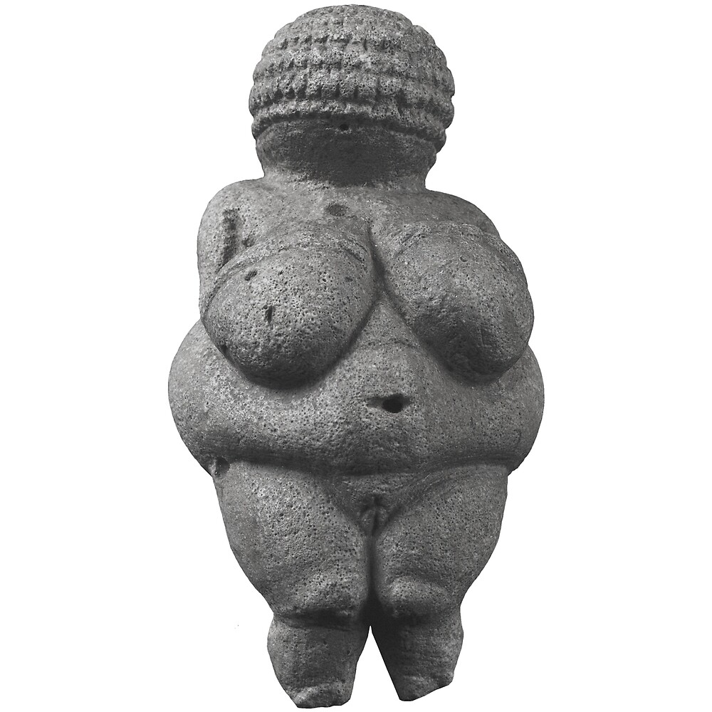 venus of willendorf best by nathanielsturzl