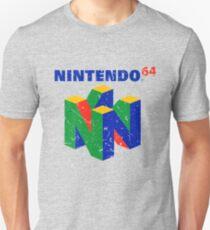 Nintendo 64 Slim Fit T-Shirt