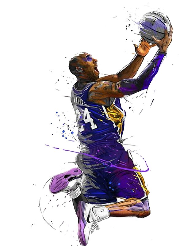 Quot Kobe Bryant Quot By Ibrahimghd Redbubble