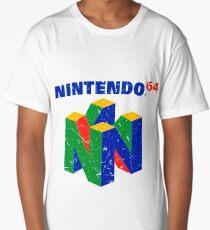Nintendo 64 Long T-Shirt