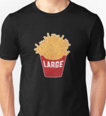 Large Fries Unisex T-Shirt