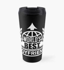 World's Best Boyfriend Travel Mug