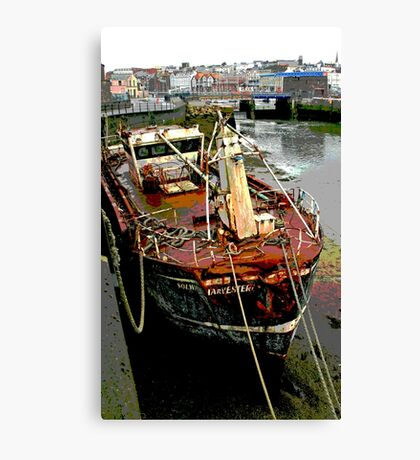 Solway Harvester Canvas Print