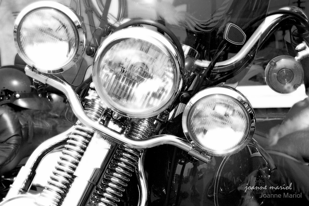 Motorcycle 13 by Joanne Mariol
