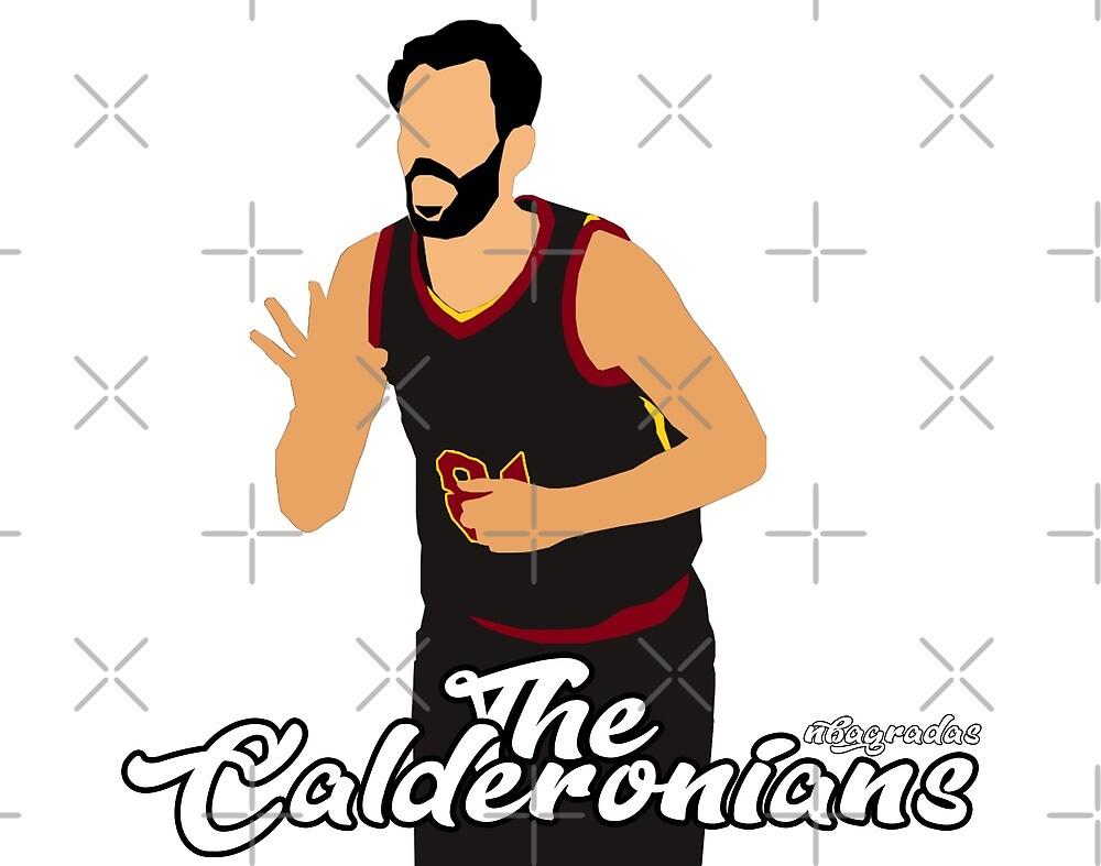 The Calderonians by nbagradas