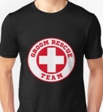 Groom Rescue Team V4 Unisex T-Shirt