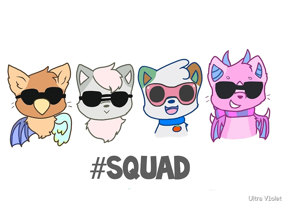 Tomato's squad by FabledCave