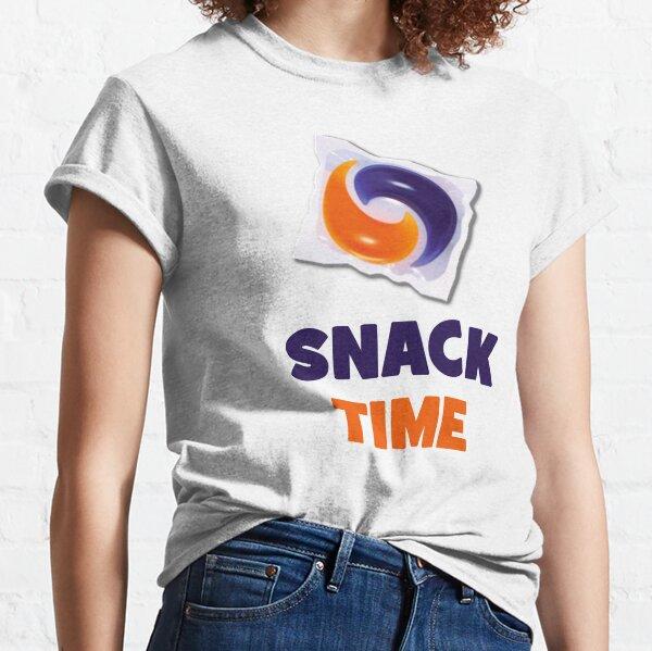 Tide Pod Shirt Meme - Snack Time T-shirt classique