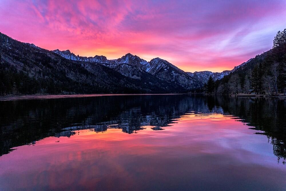 December Sunset by JamieAnnett