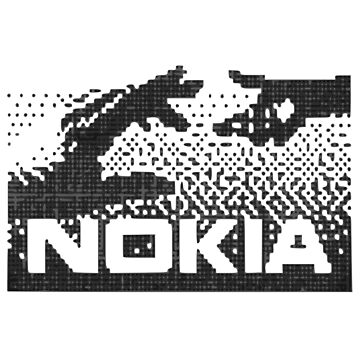 Nokia 3310 Connecting People Retro Welcome Screen by bbarcesaj125