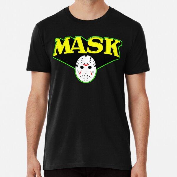 MASK - Jason Voorhees  Premium T-Shirt