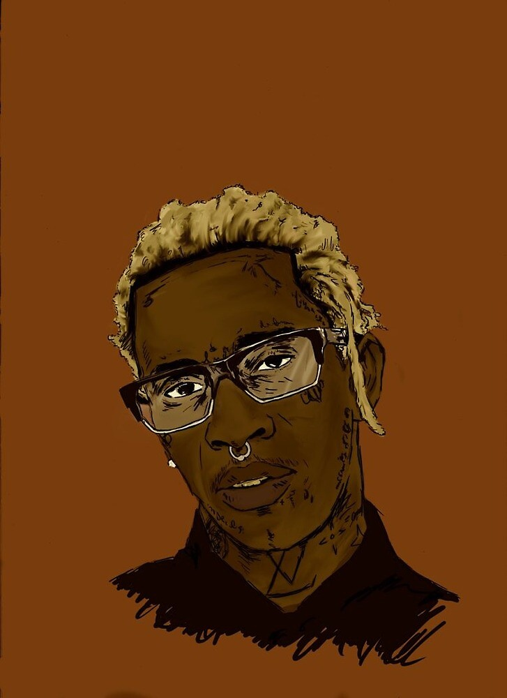 Young Thugger by Zbing