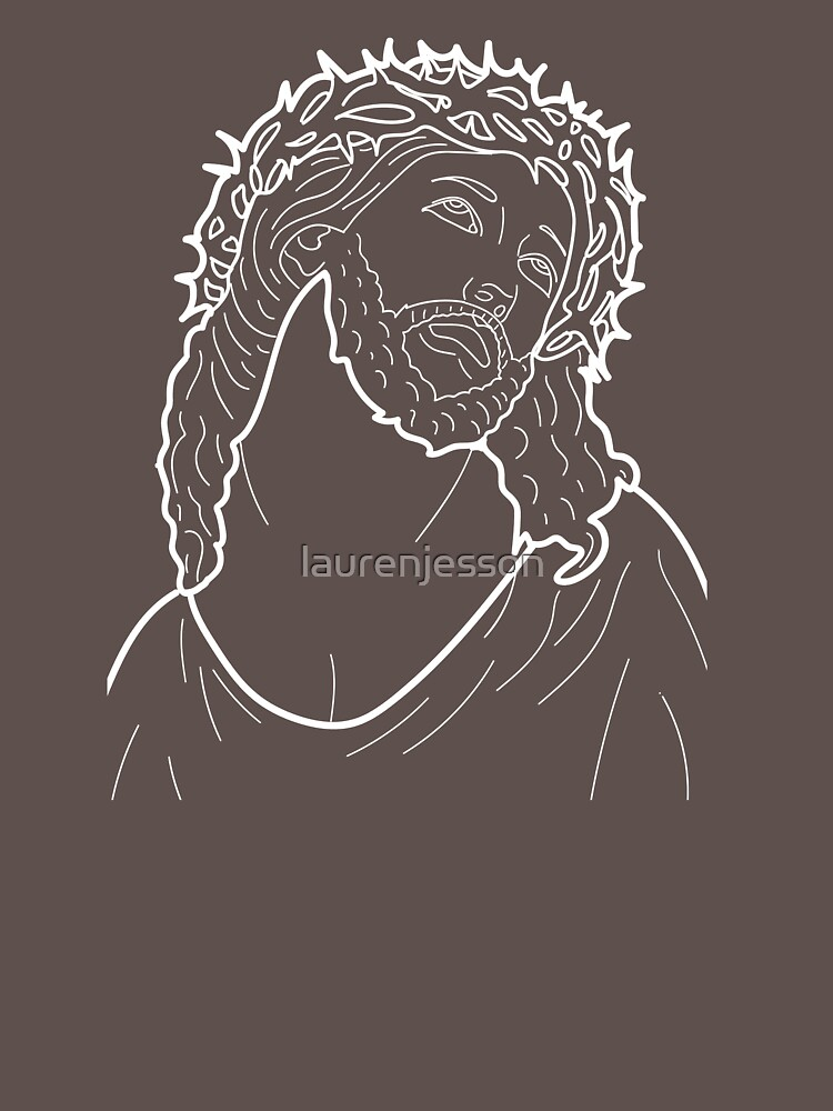 Jesus by laurenjesson