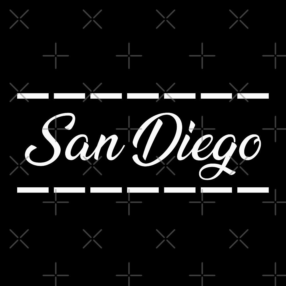 San Diego by DJBALOGH