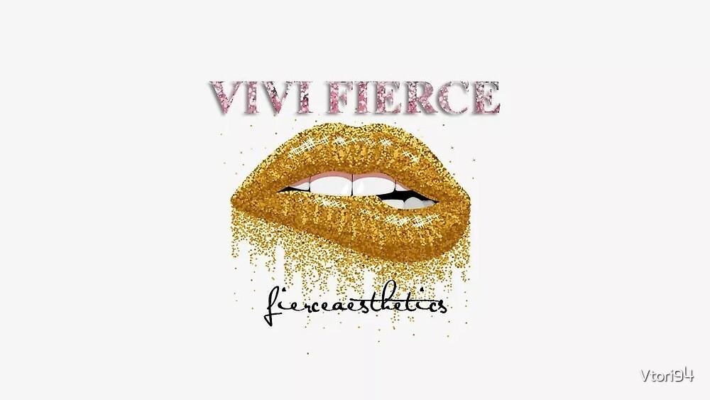 VIVI FIERCE LOGO by Vtori94