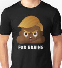 Trump is a Shithole President - Poop Emoji - Anti Trump Unisex T-Shirt