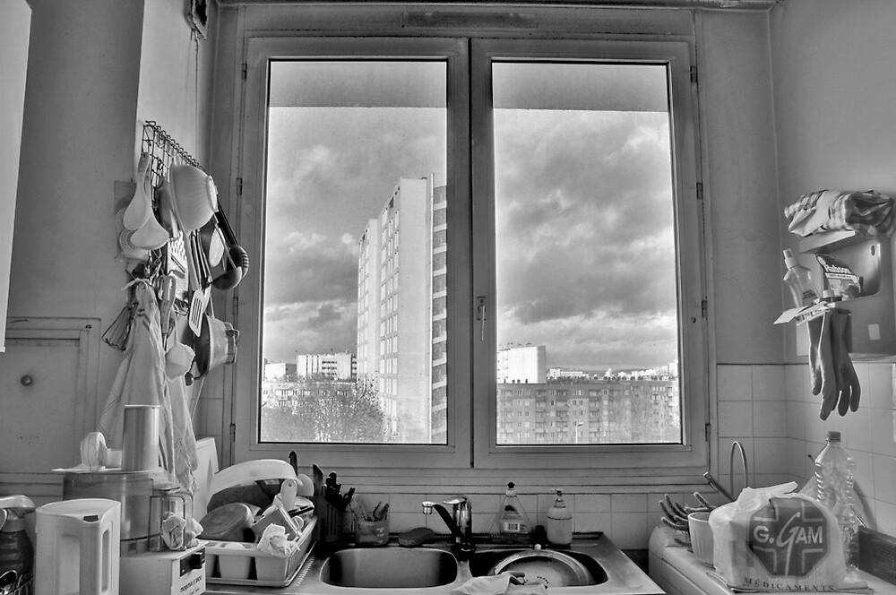 The Kitchen by pierrecaron