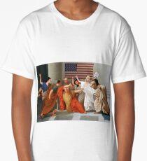 Donald Caesar (Fire and Fury) Long T-Shirt