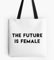 Bolsa de tela The Future Is Female