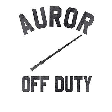 Auror Off Duty by JuicyUS