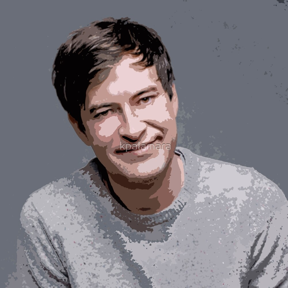 Mark Duplass by kpalamara
