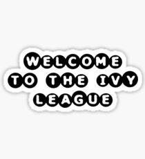Ivy League Sticker