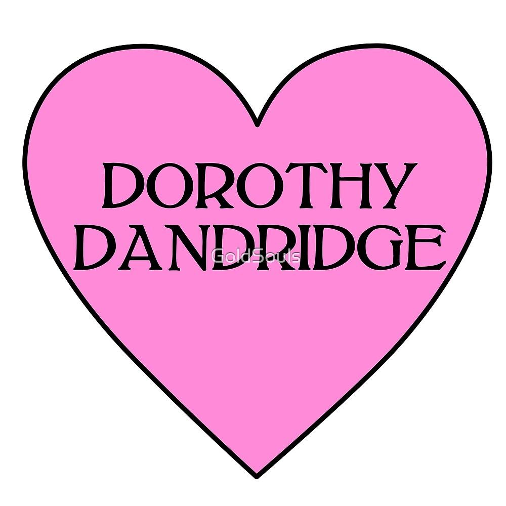 Dorothy Dandridge Heart by GoldSouls