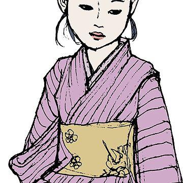 Kimono by timoooshy