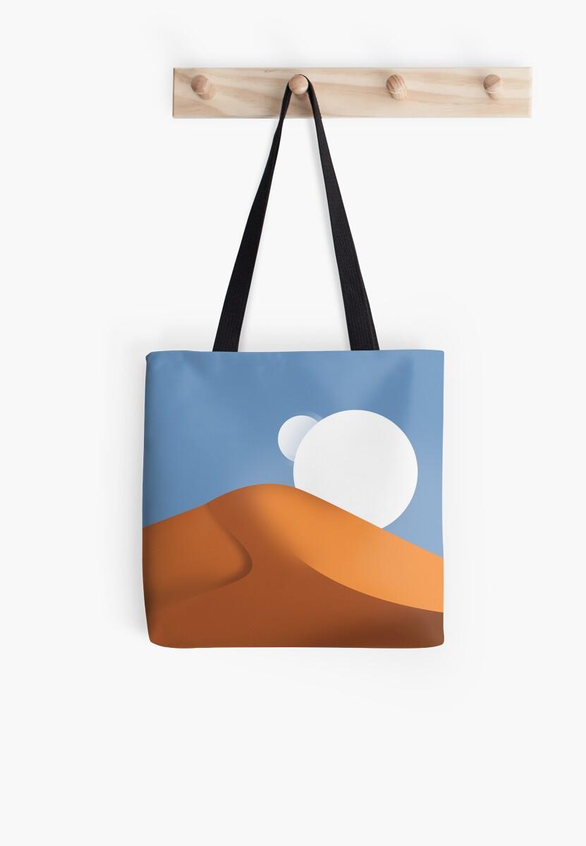 Simple Desert View by Fermi