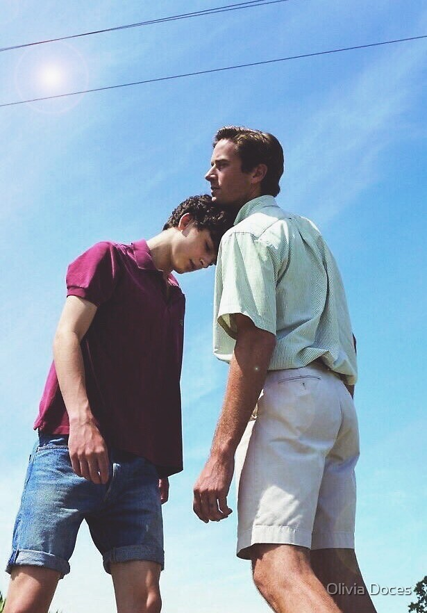 Call Me By Your Name - Eilo And Oliver  by Olivia Doces
