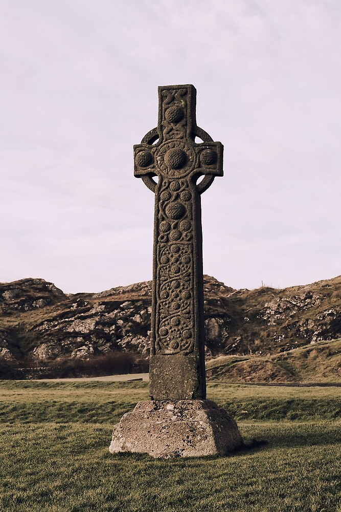 St Martins Cross by Claire Walsh