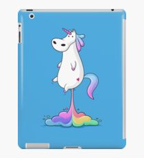 Vinilo o funda para iPad Unicorn Fart